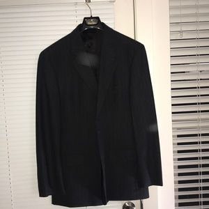 Brooks Brothers Pinstripe Suit